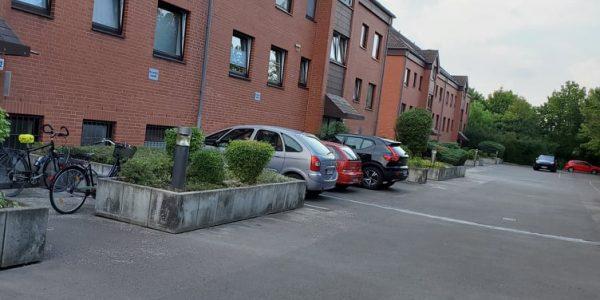 Referenz Parkplatz House-Service Schindler